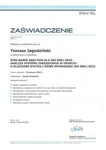 2017 RBA dla ISO 9001 2015 212x300